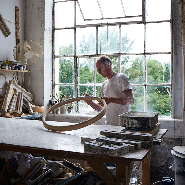 Reid Wright mirrors craftsmanship