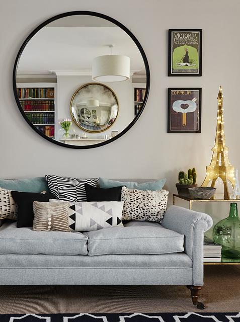 Reid & Wright Mirrors London