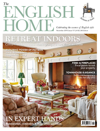 The English Home November 2019 Reid & Wright mirrors
